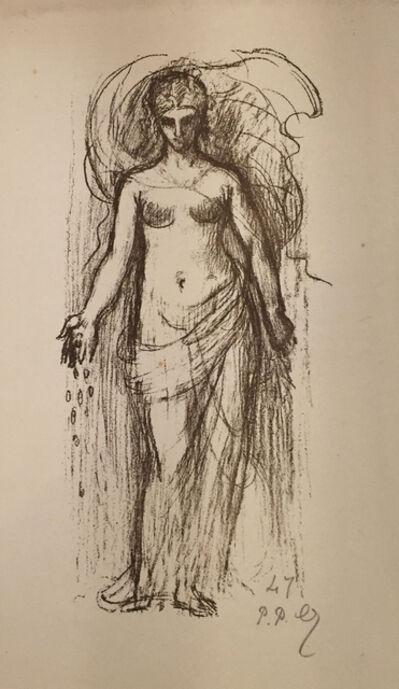 Pierre Puvis de Chavannes, 'L'abondance, ou Le Jeu', 1895