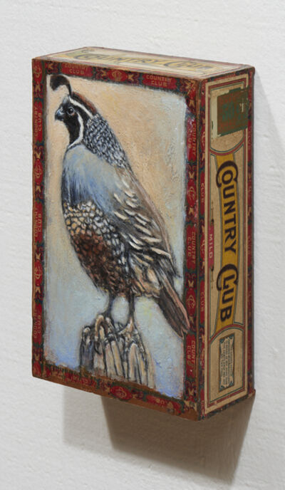 Ed Musante, 'California Quail / Country Club', 2018