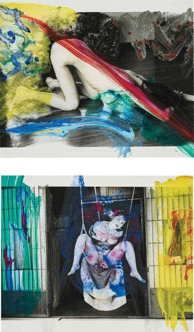 Nobuyoshi Araki, 'Two works: i) Shiki-in (Color Eros); ii) Shiki-in (Color Eros)', 2005