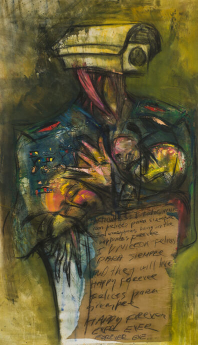 Esteban Jiménez Guerra, 'Untitled', 1947