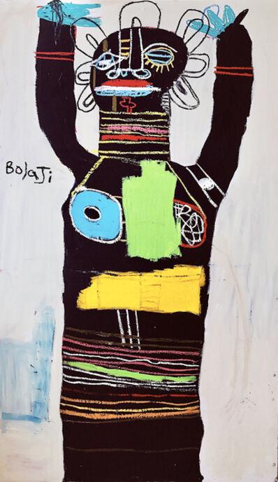 Adébayo Bolaji, 'Her Majesty', 2017