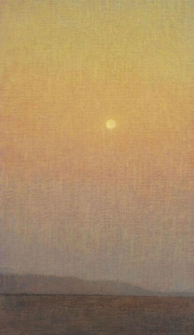 David Grossmann, 'Vertical Morning Sky', 2010-2015