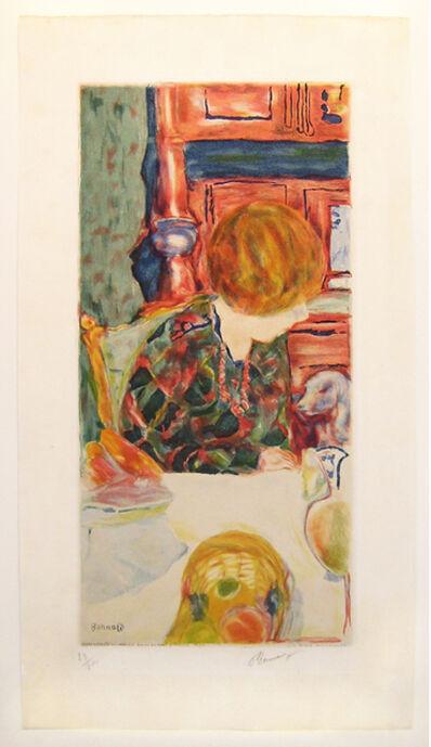 Pierre Bonnard, 'Femme au Chien', 1925