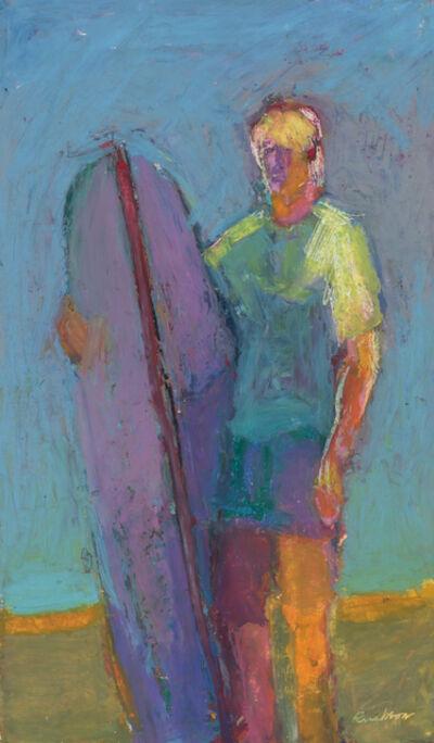 William Rushton, 'Pleasure Point - Summer Surfer ', 2019