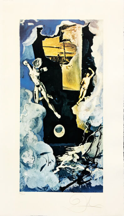 Salvador Dalí, 'THE TOWER', 1978