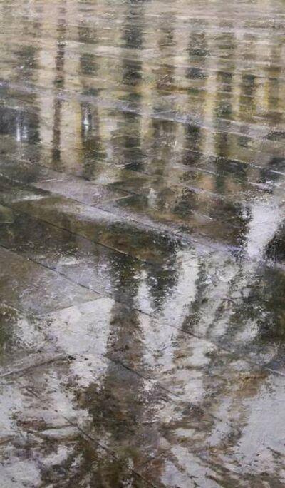 Carlos Díaz, 'Geografia d'un terra mullat', 2019