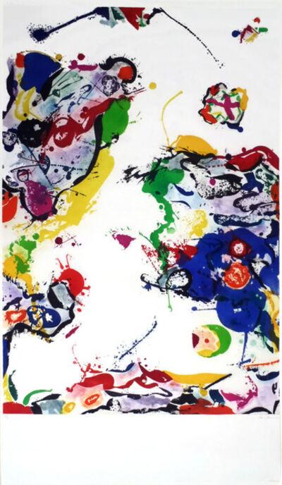Sam Francis, 'Untitled (SFE-043) ', 1987