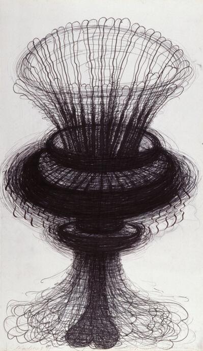 Jürgen Klauke, 'Ein Moment wie ein Zungenschlag', 1977