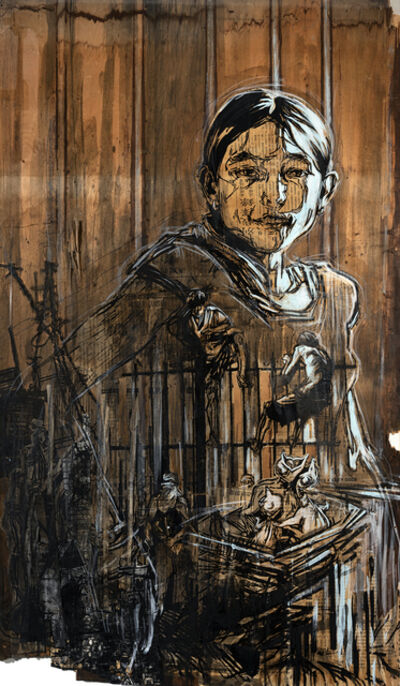Swoon, 'Buenos Aires Collage', 2006