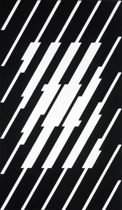 Steele Jeffrey, 'Xanten-Kalkar (Alternating Gestalt)', 1964