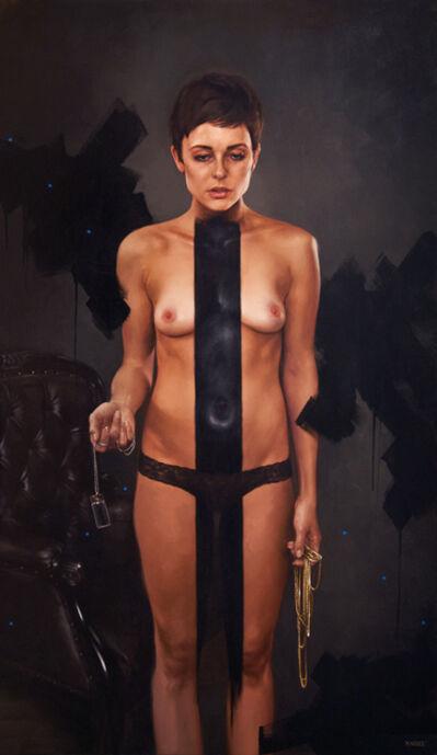 Aaron Nagel, 'All Across I', 2013