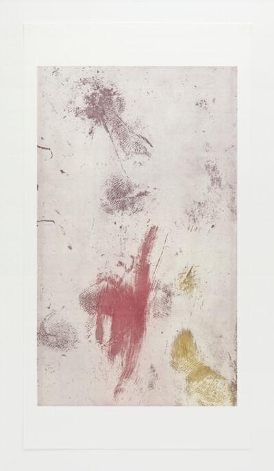 Andrea Büttner, 'Phone Etching ', 2015