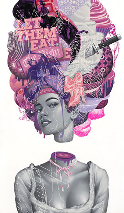 Tristan Eaton, 'THE OCTOBER MARCH', 2017