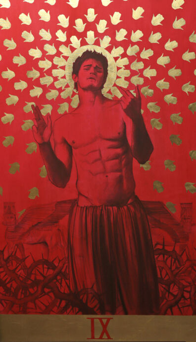 Komail Aijazuddin, 'Hermit', 2015