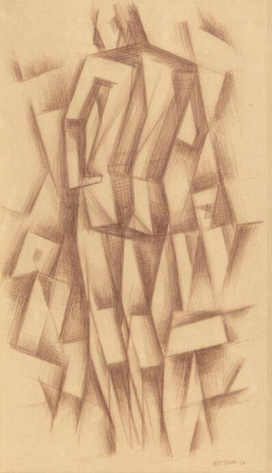 Emil Bisttram, 'Standing Figure', 1932