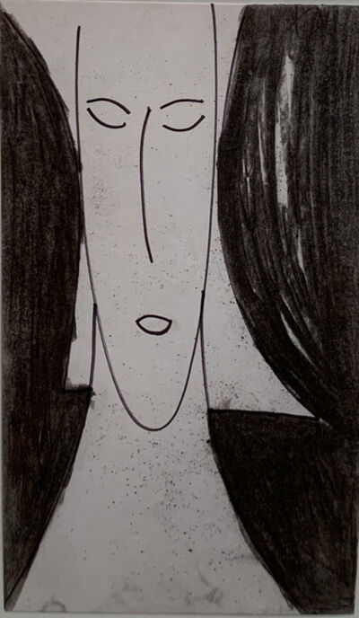 Liliana Maresca, 'Mascarita', ca. 1994