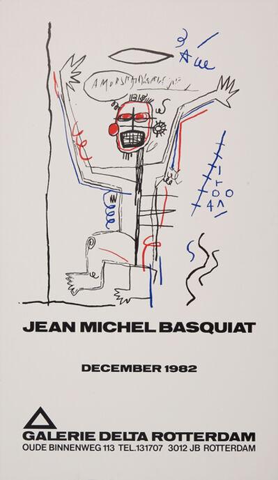 Jean-Michel Basquiat, 'Untitled (Galerie Delta)', 1982