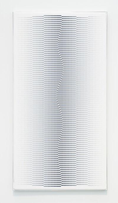 Julian Stanczak, 'Interactive', 1989