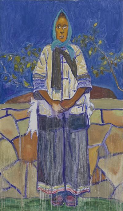 Mao Xuhui 毛旭辉, 'Guishan, Song in Autumn No. 2', 2010