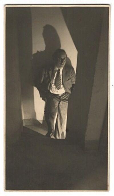 André Kertész, 'Edwin Rosskam', 1927