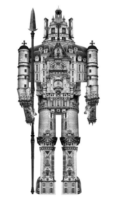Joel Kuntz, 'FRENCH CHATEAU GLOBOBOT.FRENCHCHATEAU01', 2014