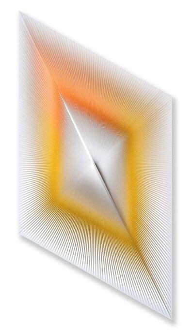 Alberto Biasi, 'Dinamica ottico-visiva', 1961-1971