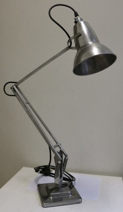 Herbert Terry & Sons, 'Table Lamp Anglepoise by G. Carwardine and Produced by Herbert Terry, UK, 1950s', ca. 1950