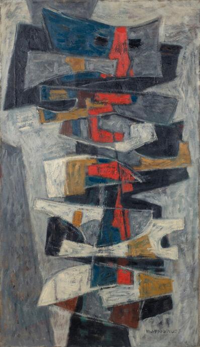 Hale Aspacio Woodruff, 'Totem', ca. 1954