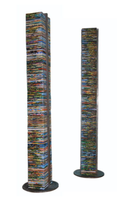 Alfredo and Isabel Aquilizan, 'Edifice II & III ', 2013
