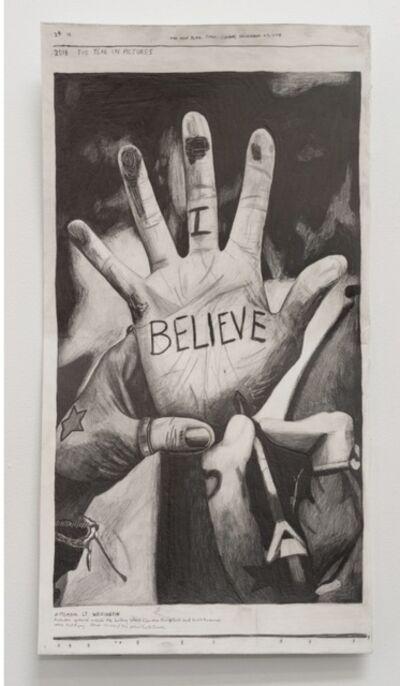 Libby Black, 'I Believe ', 2019
