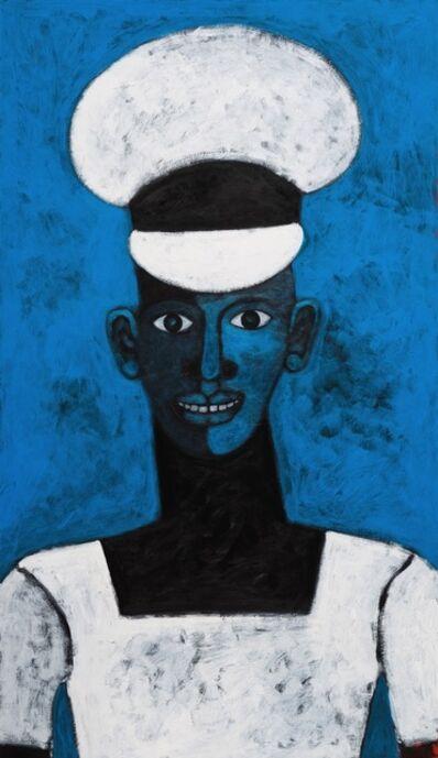 Abe Odedina, 'Captain Nice', 2017