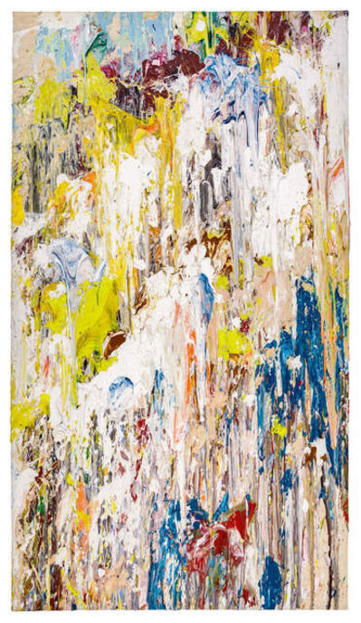 Larry Poons, 'Untitled', 1977