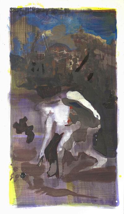 Maki Na Kamura, 'Steine legen, Äpfel lesen II', 2016