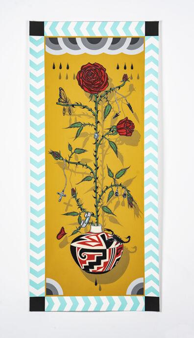 Alex Ziv, 'The Desert Rose', 2020