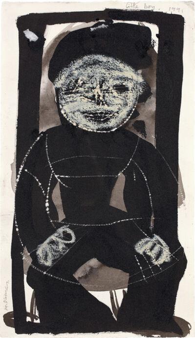 Marlene Dumas, 'Little Boy', 1991