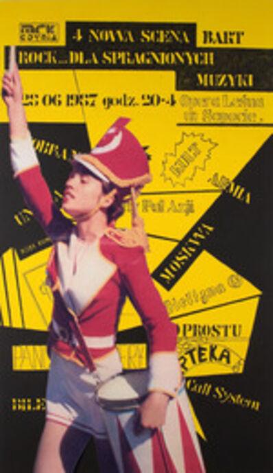 Paulina Olowska, '4 Nowa Scena', 2006