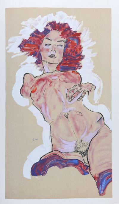 Egon Schiele, 'Female Nude (1910)', 2007