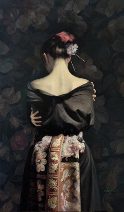 "Zhao Kailin, '""Cherry Blossom""', 2015"