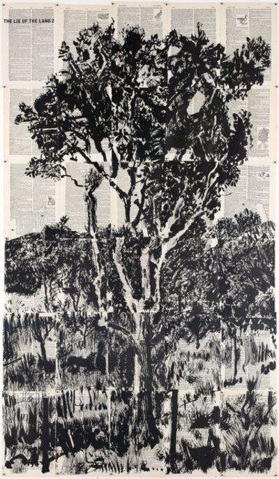 William Kentridge, 'Lekkerbreek', 2013