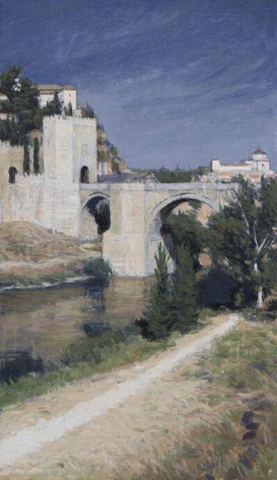 Guillermo Muñoz Vera, 'Puente de Alcántara (Toledo)', 2018