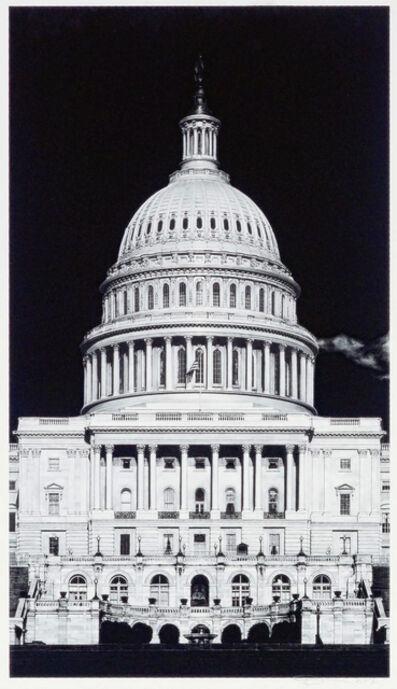 Robert Longo, 'Untitled (Capitol Detail)', 2017