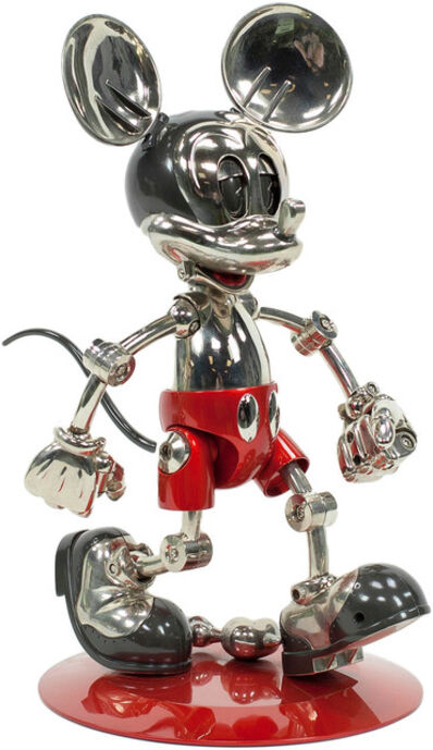 Hajime Sorayama, 'Future Mickey', 2005
