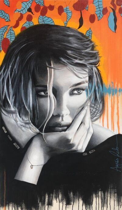 Agnès Robin, 'Insoumise jusqu'au fond des yeux', 2019