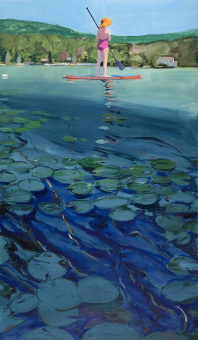 Sebastian Blanck, 'Lily Paddle I', 2018