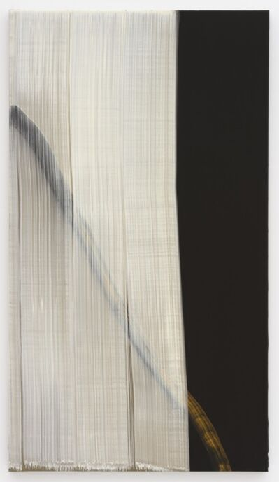 Song Hyun Sook, '4 Brushstrokes over 1 Brushstroke', 2013