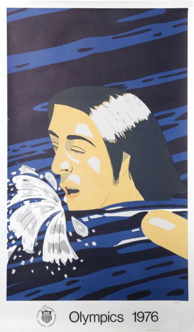 Alex Katz, 'The Swimmer', 1976