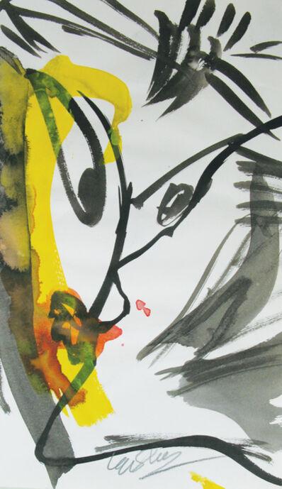 Ushio Shinohara 篠原 有司男, 'Geisha Expression', 2009