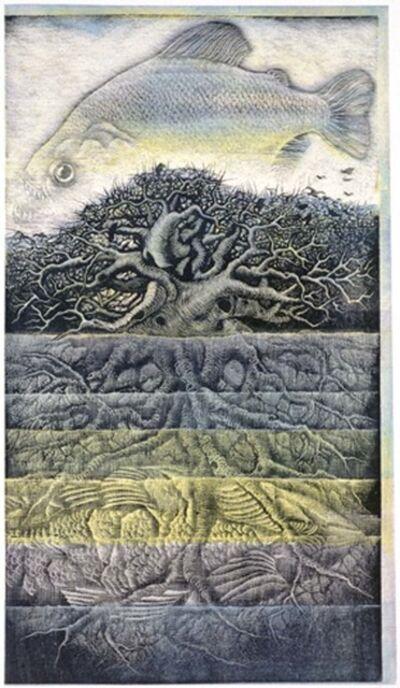 Kobayashi Keisei, 'Transferred Soul-at Day Break', 1990