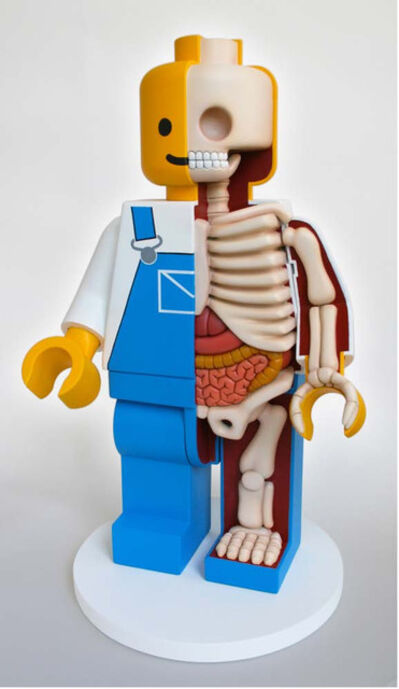 Jason Freeny, 'LEGO Worker', 2012