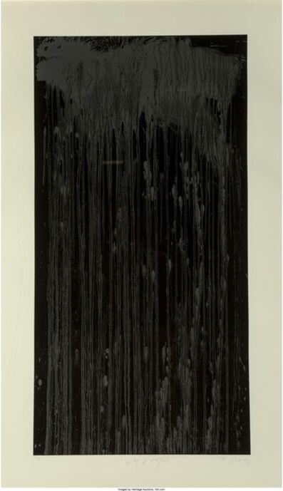 Pat Steir, 'Wolf Waterfall', 2001